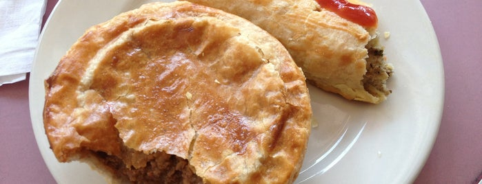 Tuck Shop is one of The 15 Best Places for Pies in the East Village, New York.