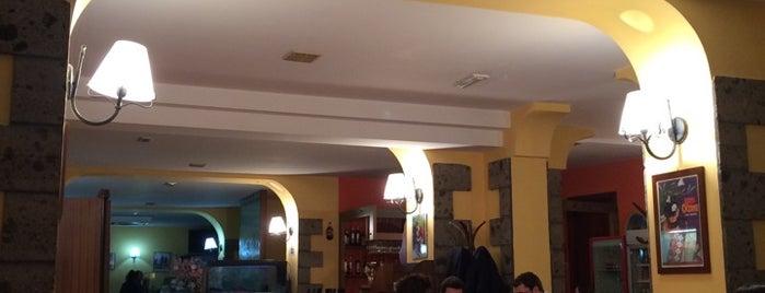 Branzetti is one of Cibo.
