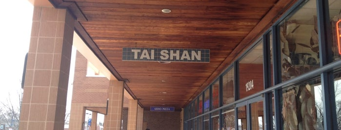Tai Shan Asian Cuisine & Sushi is one of ALL the noms.