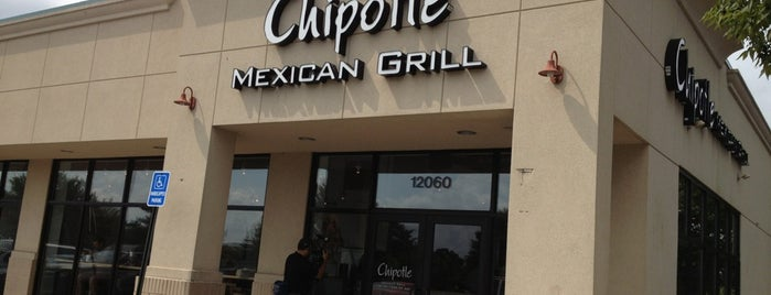 Chipotle Mexican Grill is one of places to dine.