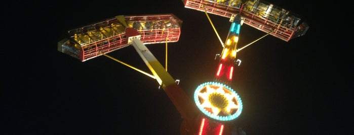 Kurt Lunapark is one of Gezdim gördüm.
