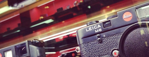 Samy's Camera is one of Los Angeles List.