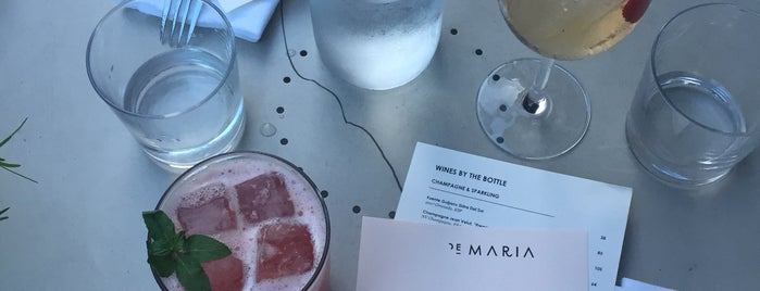 De Maria is one of Brunch spots.