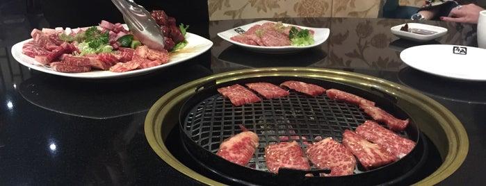 Gyu-Kaku is one of FAVORITE JAPANESE FOOD.