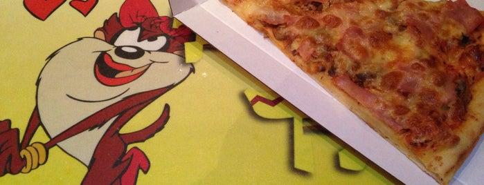 Pizza Tas is one of Москва. Есть и пить.