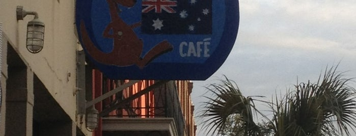 Vic's Kangaroo Cafe is one of New Orleans.