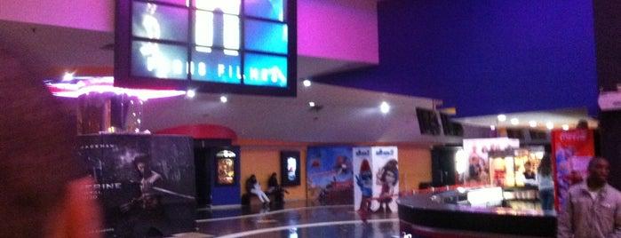 Cine Taboão is one of Cinema.