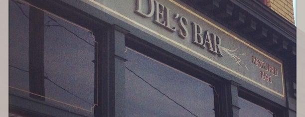 Del's Bar & Ristorante DelPizzo is one of Experience Bloomfield!.