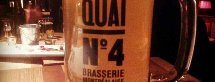 Quai No. 4 is one of Soupers MTL.