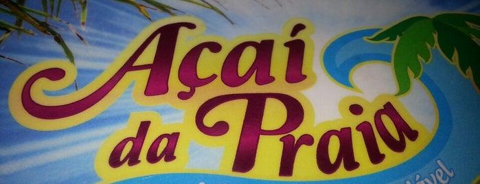 Açaí da Praia - Represa is one of Coxinha ao Caviar.