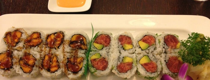 Genki Ya is one of Must-visit Sushi Restaurants in Cambridge.