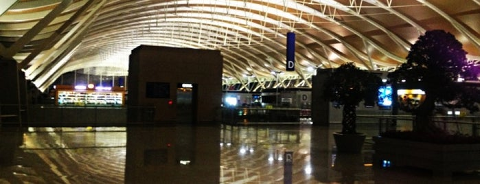Terminal T2 is one of Airports & Hotels.