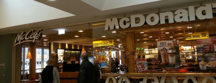 McDonald's is one of Hannover-List.