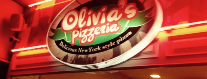 Olivia's Pizzeria is one of Pizza.