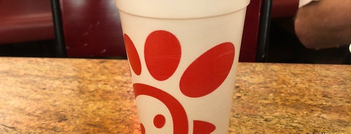 Chick-fil-A is one of Food & Drinks.