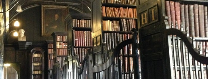 Chetham's Library is one of Inspired locations of learning.