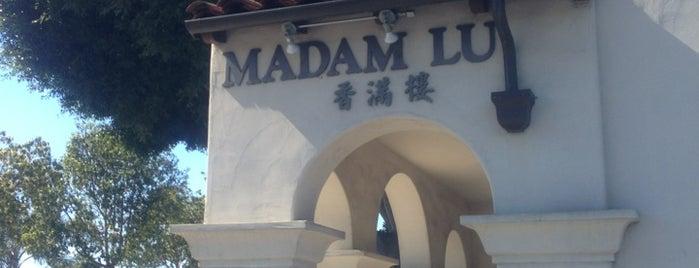Madam Lu is one of Eating my way through SB.