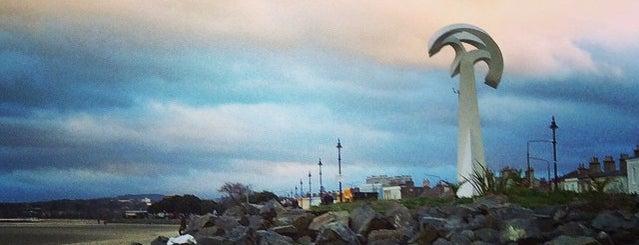 Sandymount Strand is one of Dublin.