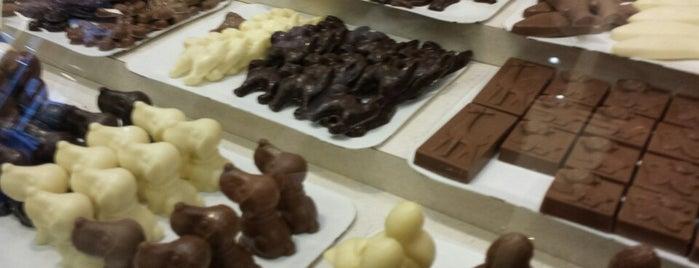Teuscher Chocolates of Switzerland is one of portland.