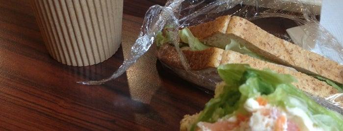 De Bread Shop is one of makan @ KL #16.