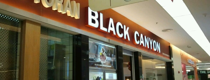 Black Canyon Coffee is one of Cafe & Kopitiam.