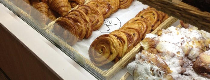 Eric Kayser Boulanger is one of Lisbon Favourites.
