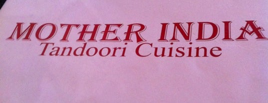Mother India is one of Dining of Omaha.