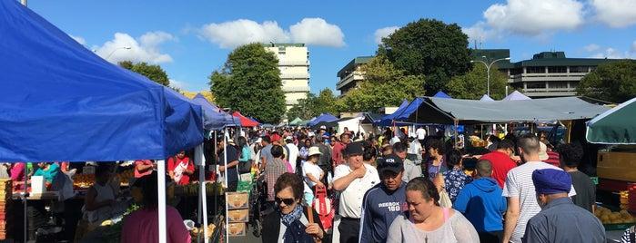 Otara Markets is one of NZ to go.