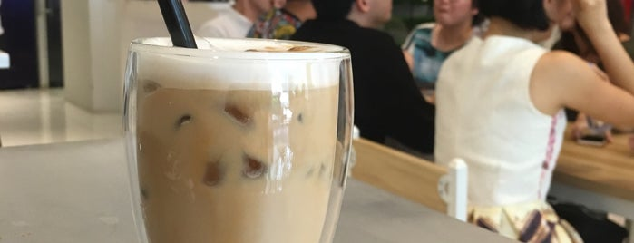 Ivory Coffee is one of Cafes To Visit!.