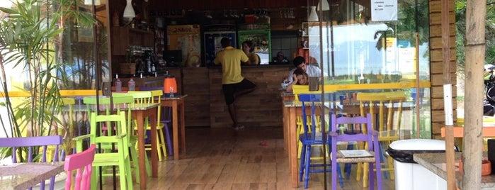 Restaurante Por Do Sol is one of OnTheBeach.