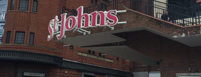St. John's Shopping Centre is one of Liverpool places.