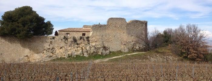 Village de Gigondas is one of Trips / Vaucluse, France.