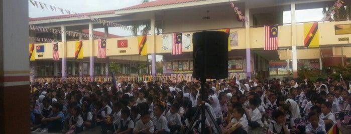Sk temenggong dato muip tmn tunku is one of miri.