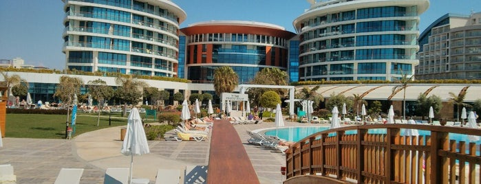 Baia Lara is one of Turkiye Hotels.