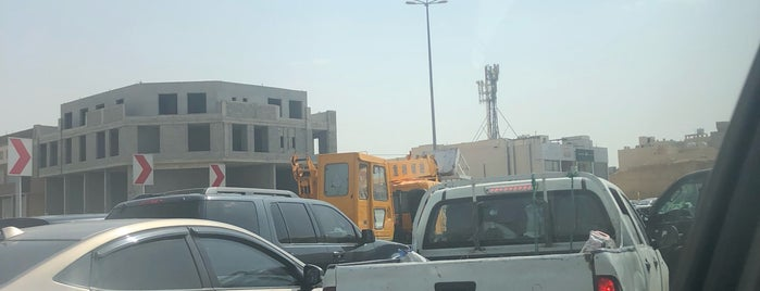 Anas Bin Malik & Othman Bin Affan Roundabout is one of Mayorships.