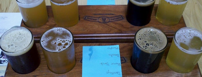 Toppling Goliath Brewing Co. is one of Brewery Bucket List.