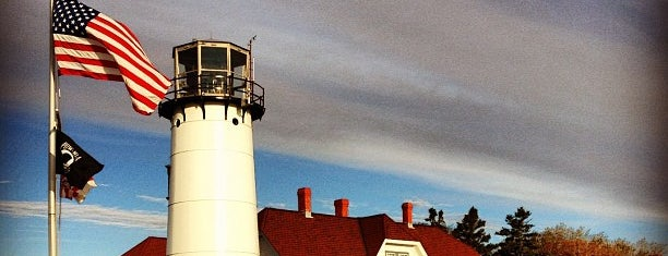 Chatham Lighthouse is one of Cape Cod.