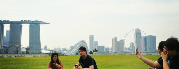 Marina Barrage is one of To-Do in Singapore.