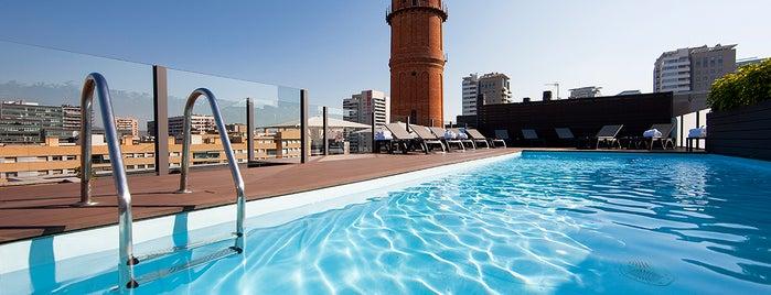 Hotel Attica21 Barcelona Mar is one of Los mejores hoteles para esta noche en Barcelona.