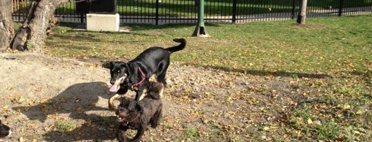 Logan Square Dog Park is one of The 15 Best Dog Runs in Chicago.
