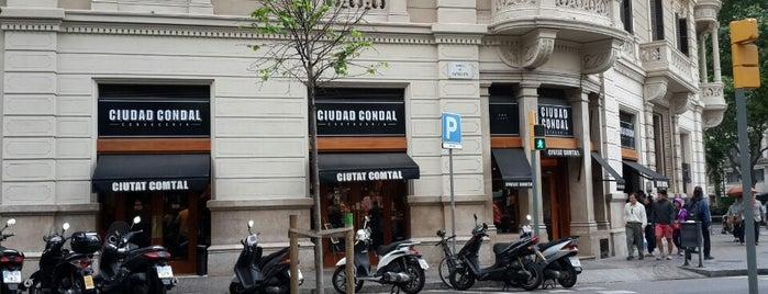 Cerveseria Ciutat Comtal is one of M&M Barcelona centre.
