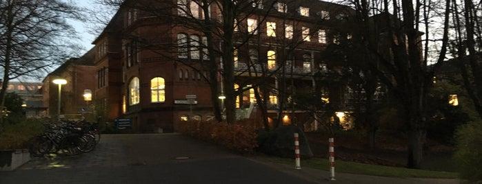 UKSH Klinik für Augenheilkunde is one of Go.