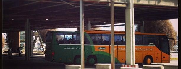 ZOB Kiel (Fernbus) is one of Mein Deutschland.