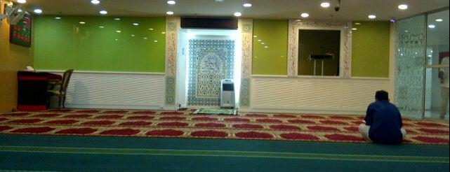 Surau Jumaat Al-Hidayah Pudu Sentral is one of Baitullah : Masjid & Surau.