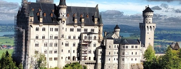 Neuschwanstein Castle is one of All-time favorites in Germany.