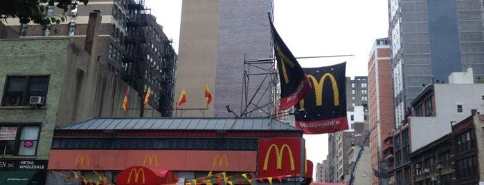 McDonald's is one of NUEVA YORK.