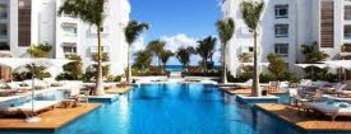 Gansevoort Turks & Caicos is one of Turks and Caicos.