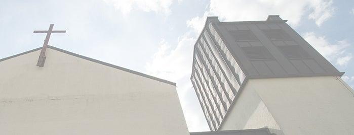 St. Michael-Kirche is one of GLOCKEN.tv - Online-Archiv mit Kirchenglocken.