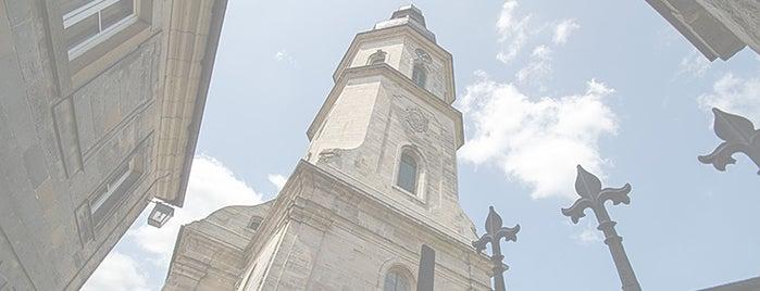 Markgrafenkirche is one of GLOCKEN.tv - Online-Archiv mit Kirchenglocken.