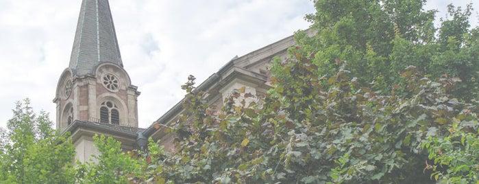 Johanneskirche is one of GLOCKEN.tv - Online-Archiv mit Kirchenglocken.